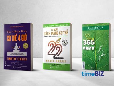 Bộ 3 cuốn sách hay về sức khỏe giúp bạn có cơ thể khỏe mạnh