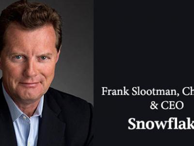 Frank Slootman đã biến Snowflake thành vụ IPO lớn nhất từ trước đến nay như thế nào