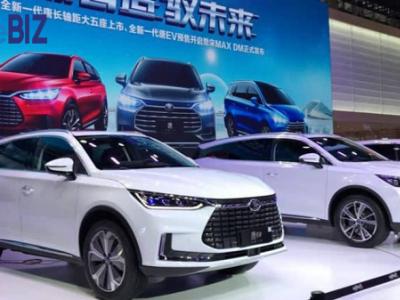 Sắp tới, Trung Quốc sẽ sản xuất hơn 8 triệu xe điện mỗi năm