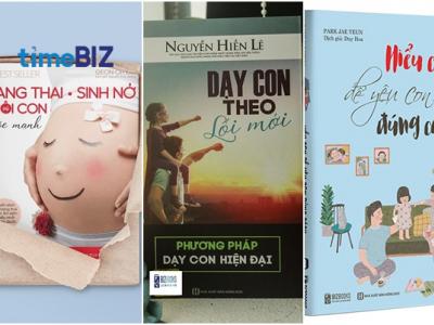 Review sách thai giáo hay, giúp mẹ thêm tự tin khi nuôi dạy con