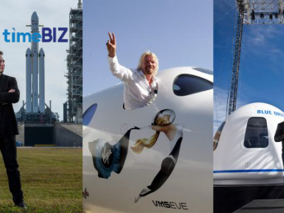 """Nhà sáng lập Virgin Galactic sẽ """"vượt mặt"""" Elon Musk và Jeff Bezos để bay vào vũ trụ sớm hơn?"""