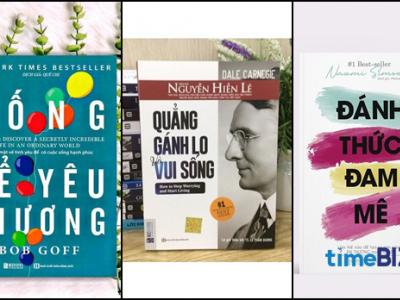 Tổng hợp những cuốn sách truyền cảm hứng cho giới trẻ nên đọc trước tuổi 30!
