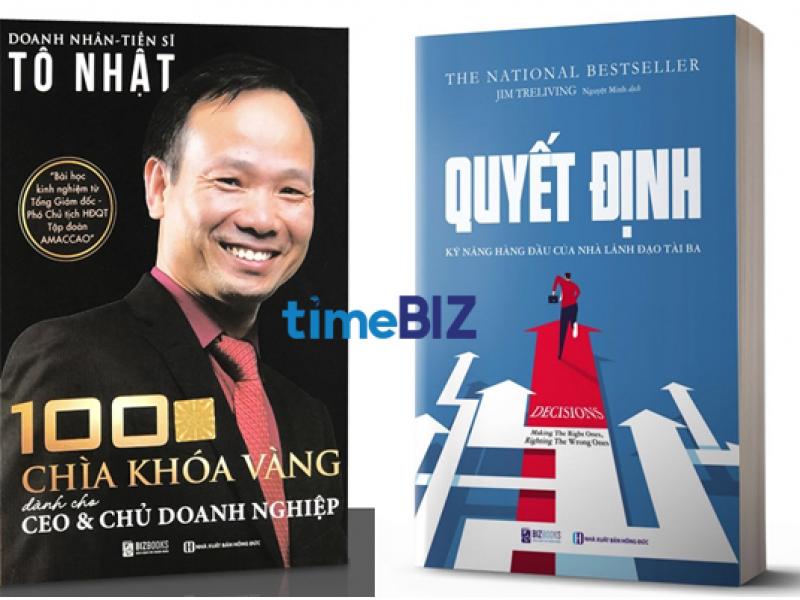 Review những quyển sách hay dành cho doanh nhân bạn không nên bỏ lỡ!
